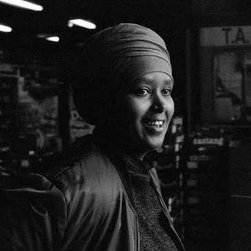 "Meet Amiira Ismail: the Somali market trader whose hot sauce is ""better than Nando's"""